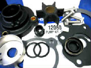 12060 Evinrude water pump components