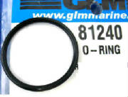 81240 lower unit o ring