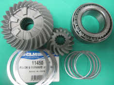 11450 Gear Set OEM 43-44104T2 1.87 ratio 15-28