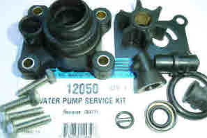 12050 water pump kit 9.9 -15 hp.