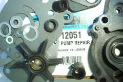 12051 water pump kit mercury