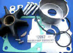 12067 water pump kit F and LF115 hp years 2002-2005
