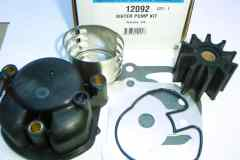 cobra water pump kit