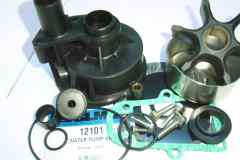 12101 Outboard motor water pumps