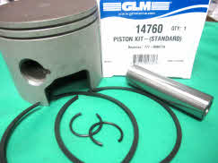 14760 Mercury piston rings pin retainers