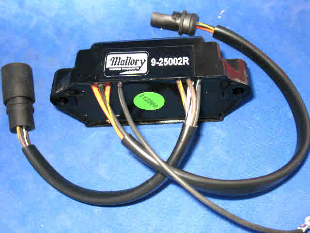 18-5758 OMC Johnson outboard powerpack