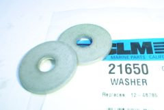21650 stainless steel 3/8 trim washer