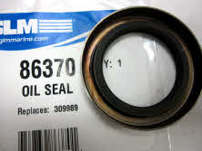 86370 Oil seal 1964 to 1971