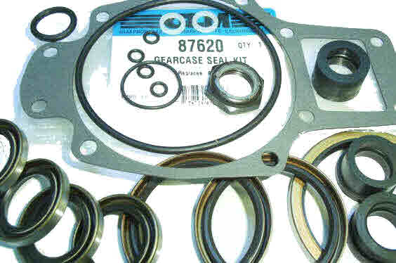 87620 GLM aftermarket OMC electric shift lower seal kit