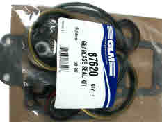 87620 Electric shift seal kit