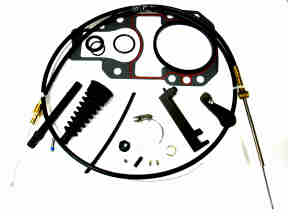 21450 shift cable kit