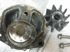 case and impeller