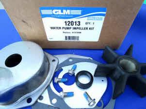 Quicksilver 27-858524 Water Pump Base Gasket Mercury 135 175 DFI 2.5L outboard