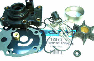 12070 GLM aftermarket Johnson water pump OEM 393630