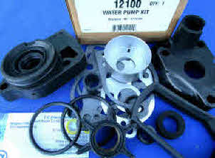 Mercury outboard water pump kit *How to install video