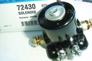 L 72430 Johnson outboard starter solenoid evinrude johnson outboard solenoids  at bayanpartner.co