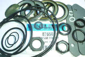 87650 Upper gearcase 1973-1985 seal kit
