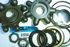GLM 22050 OMC 400-800 ball gear kit
