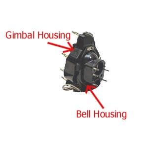 Mercruiser Alpha One Gimbal Ring