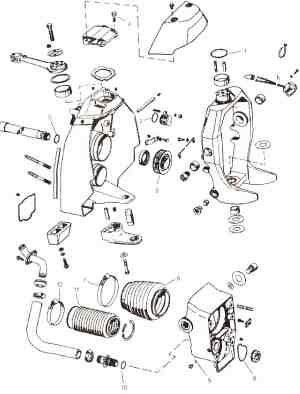 Vp engine finder also Volvo Penta 280 Parts Diagram moreover Volvo 280 Outdrive Parts Diagram furthermore Volvo Penta Sx Outdrive Parts Diagram in addition Wiring Diagram 1987 Thunderbolt 4 3 Mercruiser. on omc cobra parts