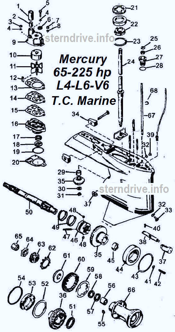 1996 force outboard engine diagram  1996  get free image