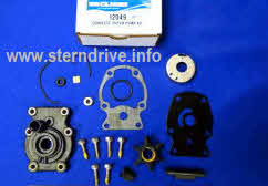12049 Johnson-Evinrude 15-25-30 hp e tec water pump impeller kit