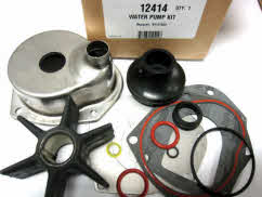 12414 Water pump kit