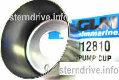 12810 Mercruiser Alpha 1 pump cup