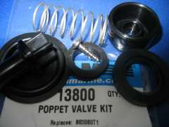 thermostat poppet valve kit