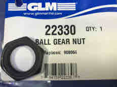 22330 OMC ball gear nut