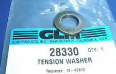 28330 Mercruiser tension washer