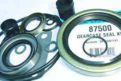 87500 GLM aftermarket Mercruiser upper gearcase seal kit
