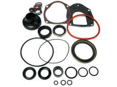 87501 87511 Sterndrive o-ring gaskets 1991 up