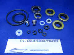 87602 Johnson-Evinrude outboard lower unit seal kit 9.9 -15-hp.