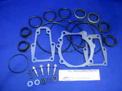 87656 OMC Cobra lower unit gasket seal kit V6-V8