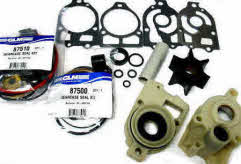 88010 Mercruiser outdrive water pump and seal kit