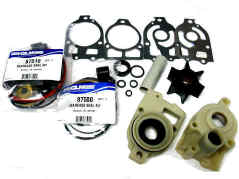 88010 Water pump outdrive seal kit