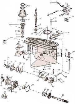 M OMC 800 parts drawing lower unit omc parts 800 cobra outdrive drawings * how to videos  at readyjetset.co
