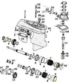 Omc Sterndrive Parts. Omc. Find Image About Wiring Diagram ...