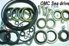 OMC Sea Drive seal kit years 1982-1990