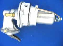 Mercruiser engine fuel pump