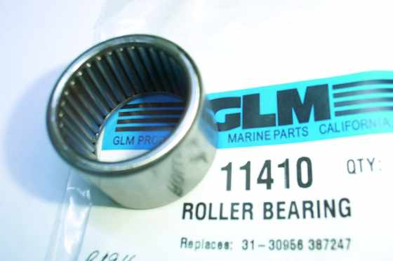 11410 Bearing carrier roller bearing