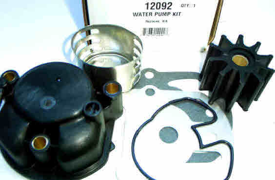 OMC Cobra Water Pump Kit With Housing