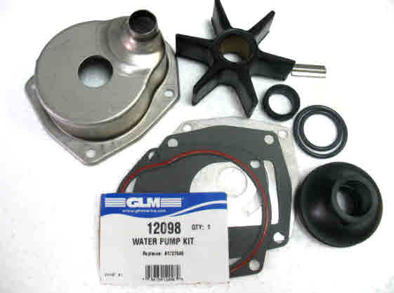 12098 Mariner Mercury water pump kit