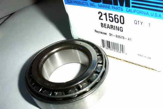 21560 bearing for 1.50 gear ratio
