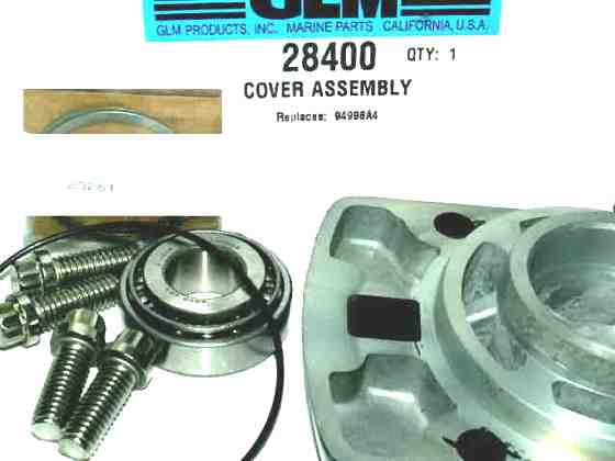 28400 Cover bearing assembly