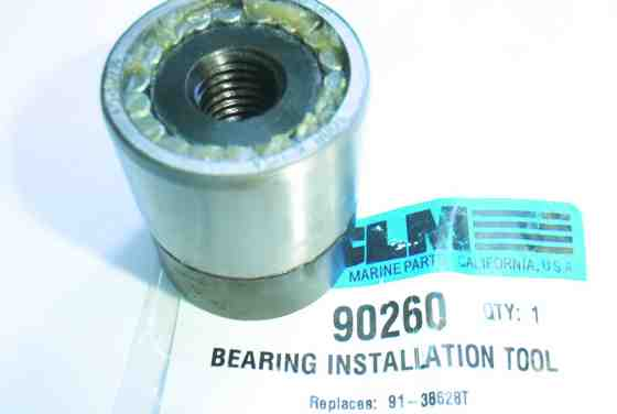90260 bearing installation