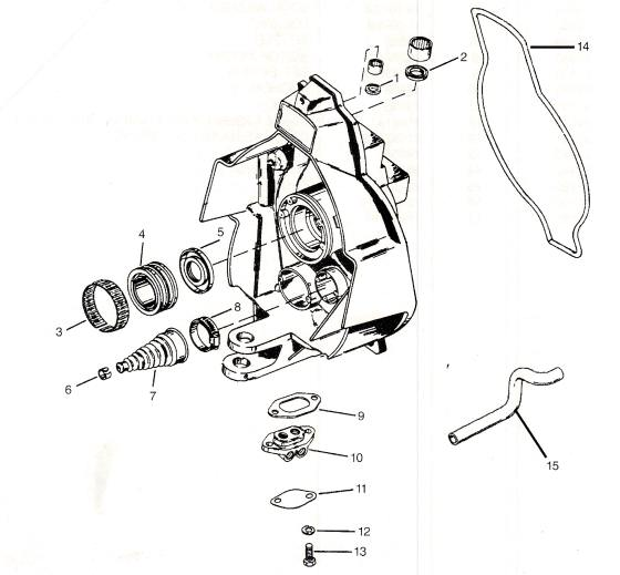 Mercruiser Alpha One Gen 1 Parts Diagram on omc cobra 3 0 wiring diagrams