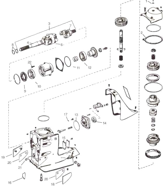 Volvo Penta Sx Parts Diagram Com
