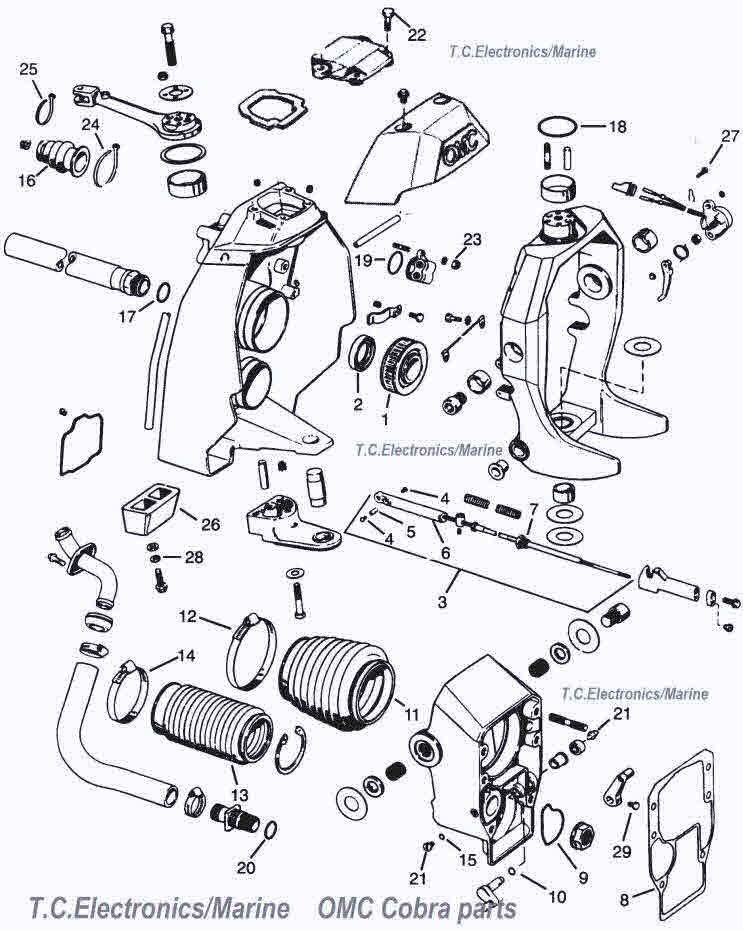 Wiring Diagram For Omc Cobra
